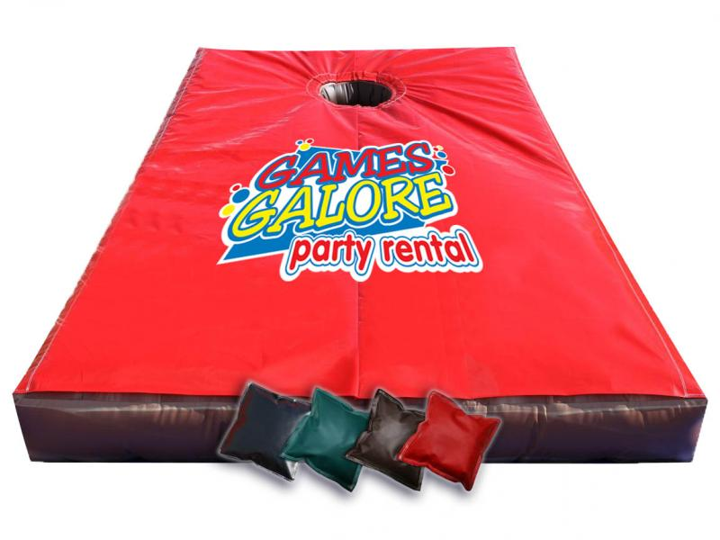 Giant Bean Bag Toss
