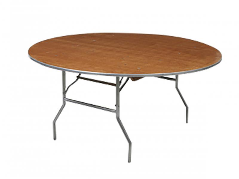 Table 5 Foot Round Wood