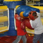 Boxing Close Up View Kids