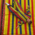 Velcro Wall Close Up Perspective