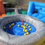 Hippo Chow Down Ball Pit View
