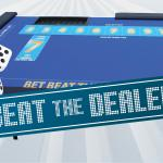 Blue Table Game
