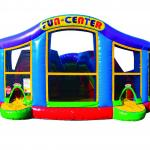 Wacky Fun Center Front View