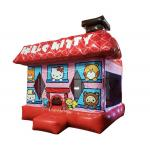 Hello Kitty Bouncy Hose Fun Nets Covered Safe