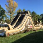 Bootcamp Slide Exit Obstacle