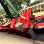 Bootcamp Tire Ring Obstacles