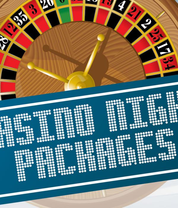 Casino Night Packages