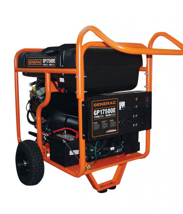 Large Generator For Power