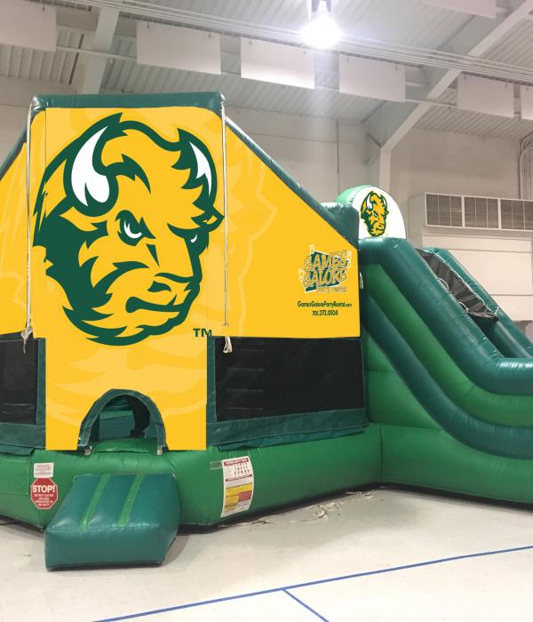 Bison Club Bounce House
